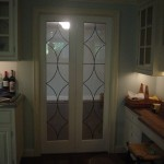 Restoration glass Dining Room sliders for private residence, Cummaquid, MA