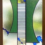 """Faultlines"" - Personal piece created for the Cotuit Center for the Arts 2008 ""Masterworks in Glass"" show."